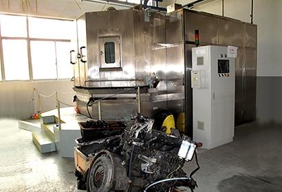 汽车发动机再制造清洗机